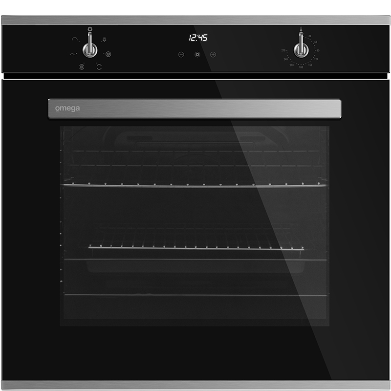 Omega 60cm Electric Wall Oven OBO691TGG