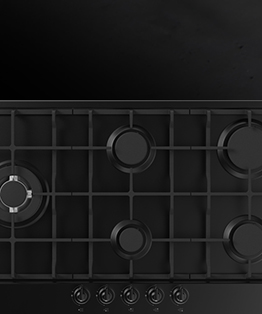 Omega Appliances Cooktops
